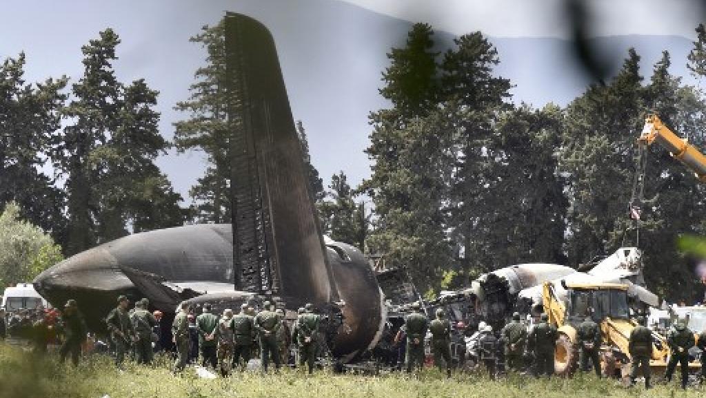 Rétrospective #15 – Crash d'un avion militaire en Algérie – L'UDP remporte les élections municipales en Gambie
