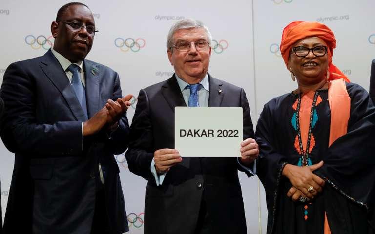 Rétrospective #28 : Le Sénégal désigné pour organiser les Jeux Olympiques de la jeunesse en 2022