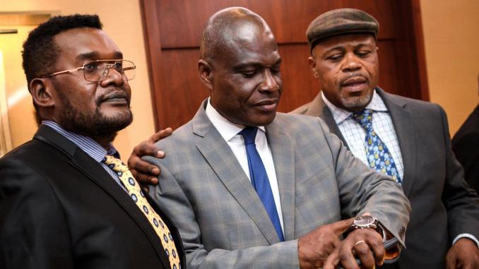 Rétrospective #33 : Martin Fayulu, désigné andidat unique de l'opposition en RDC